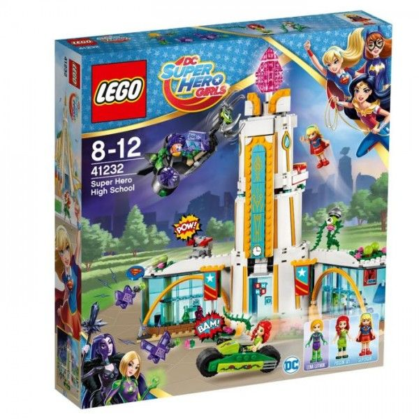 41232 Lego Super Hero Girls - Super Hero High School