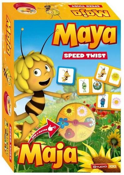 Studio 100 Maya Reisspel Speed Twist