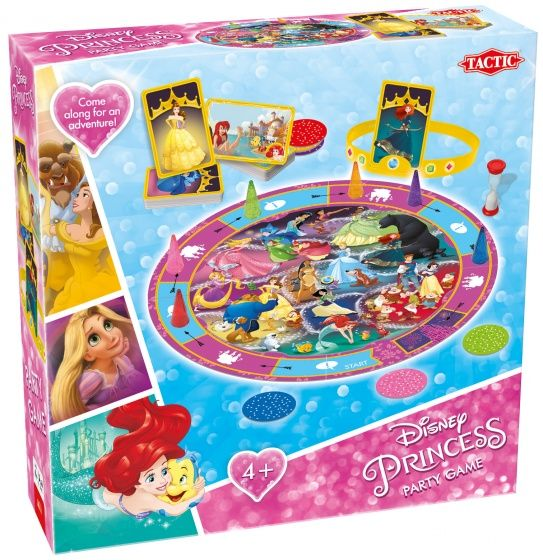 Tactic kinderbordspel Disney Princess Party Game