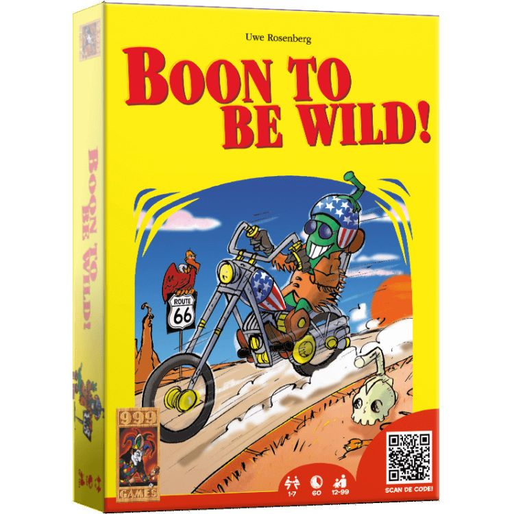 Boonanza - Boon to Be Wild