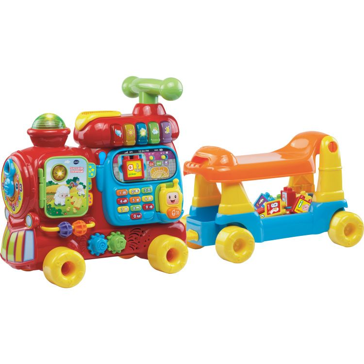 Vtech Letter locomotief 5-in-1